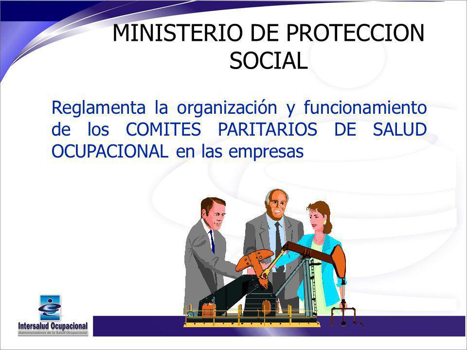 Motivar la participación y asistencia de los trabajadores y empleadores Proponer, participar y divulgar las actividades de capacitación en Salud Ocupacional.