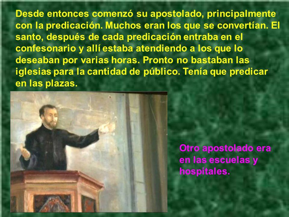 Contreras habló con el arzobispo de Sevilla, D. Alonso Manrique, y éste le ordenó a Juan que se quedara en Sevilla, después de que el mismo arzobispo