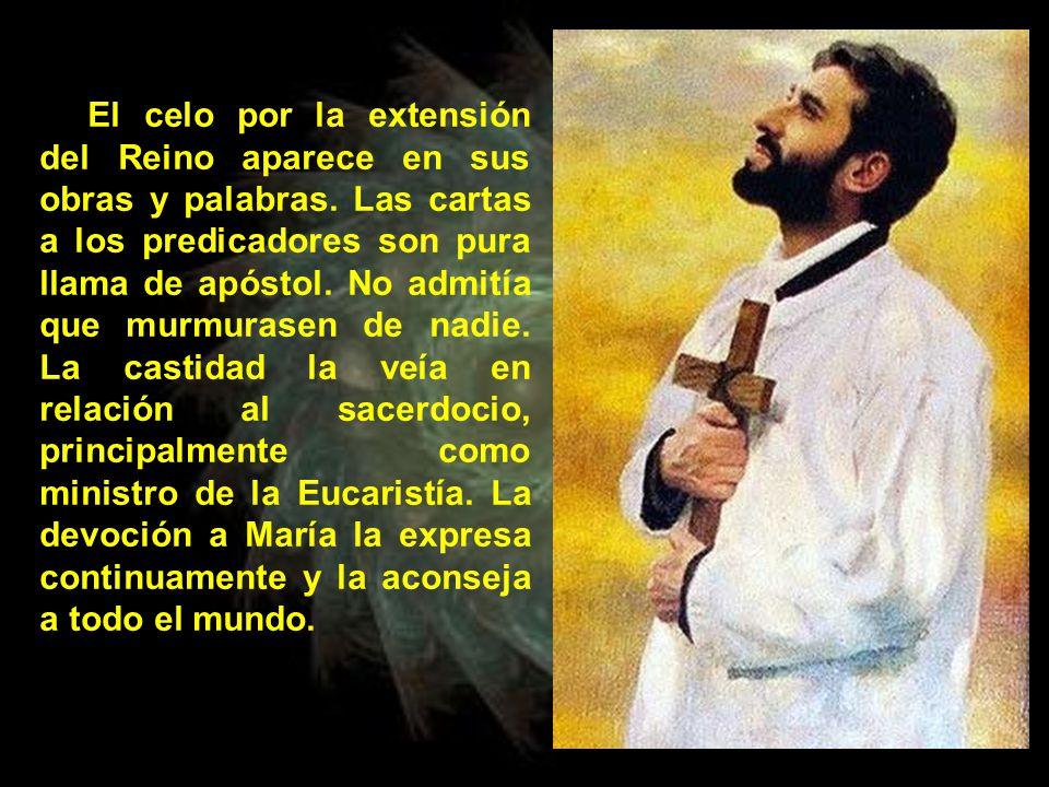 Su predicación iba siempre acompañada del catecismo a los niños; su método catequético tiene sumo valor en la historia de la pedagogía. San Juan de Áv