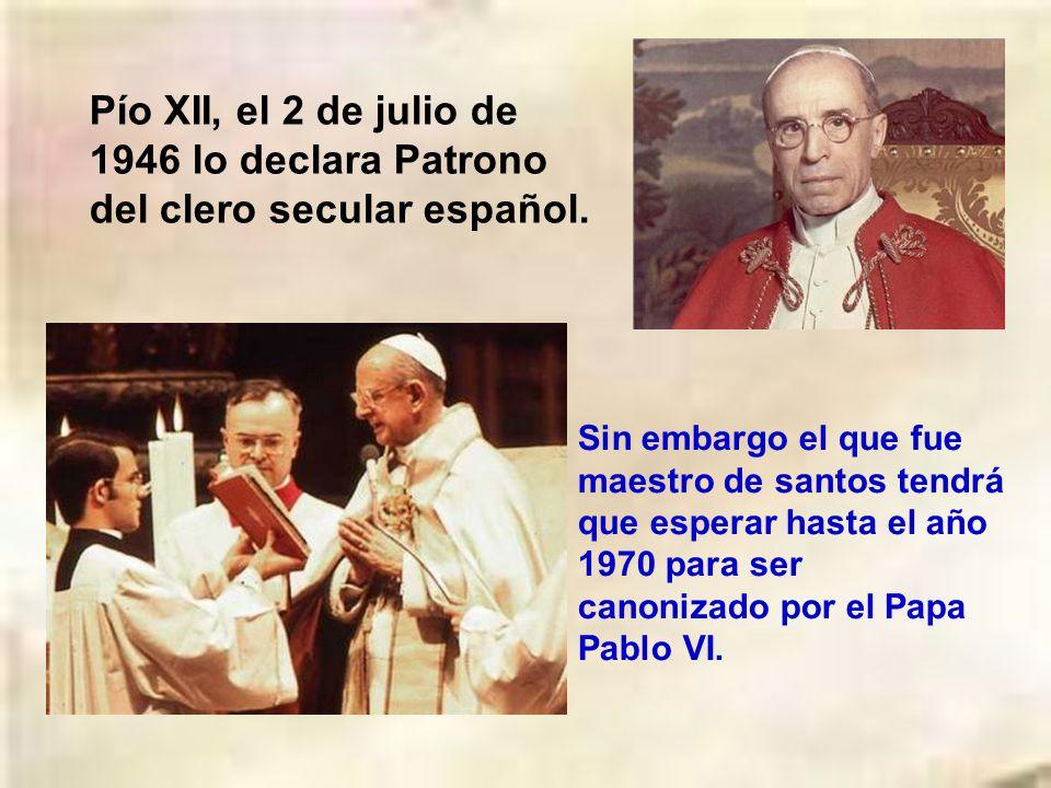 En 1588, Fr. Luis de Granada, recogiendo algunos escritos enviados por los discípulos y recordando su propia convivencia con san Juan de Ávila, escrib