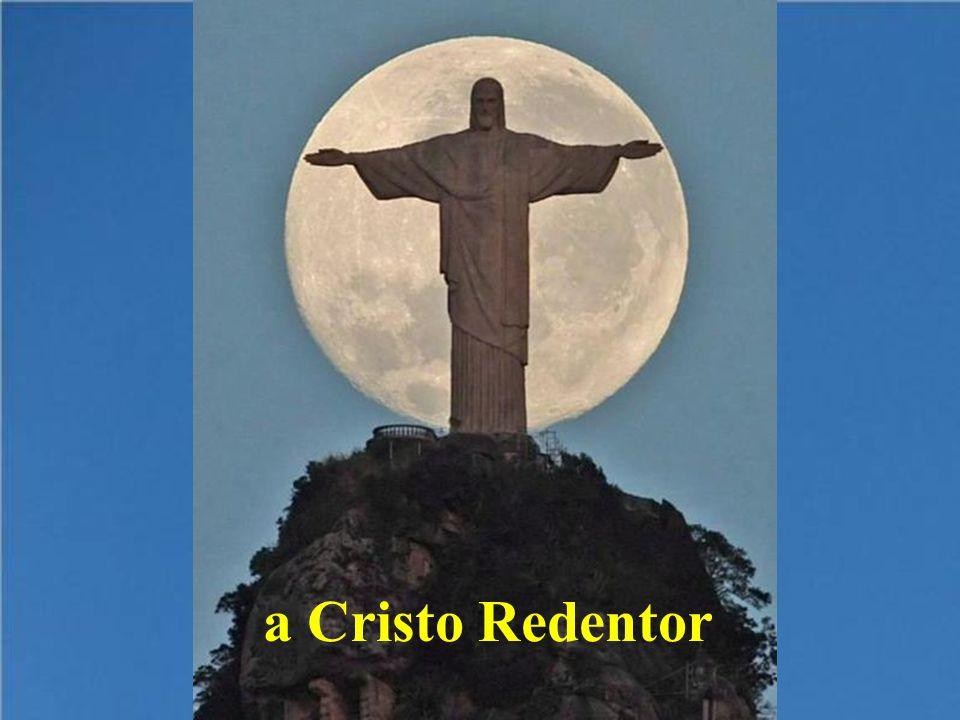 a Cristo Redentor