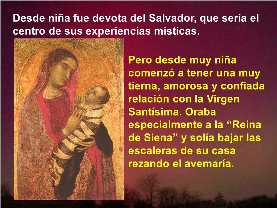 De su padre heredó Catalina la bondad de corazón y la caridad para con los pobres.