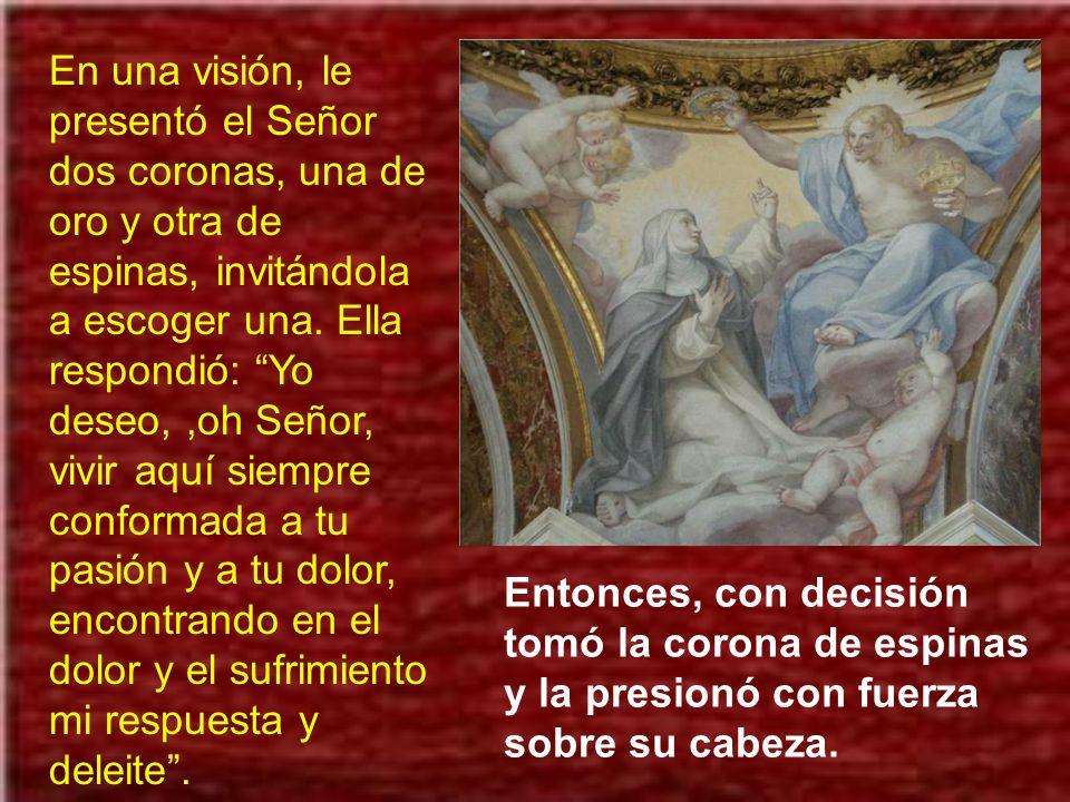 Con mucho trabajo logró santa Catalina la reconciliación de Florencia con el papa.