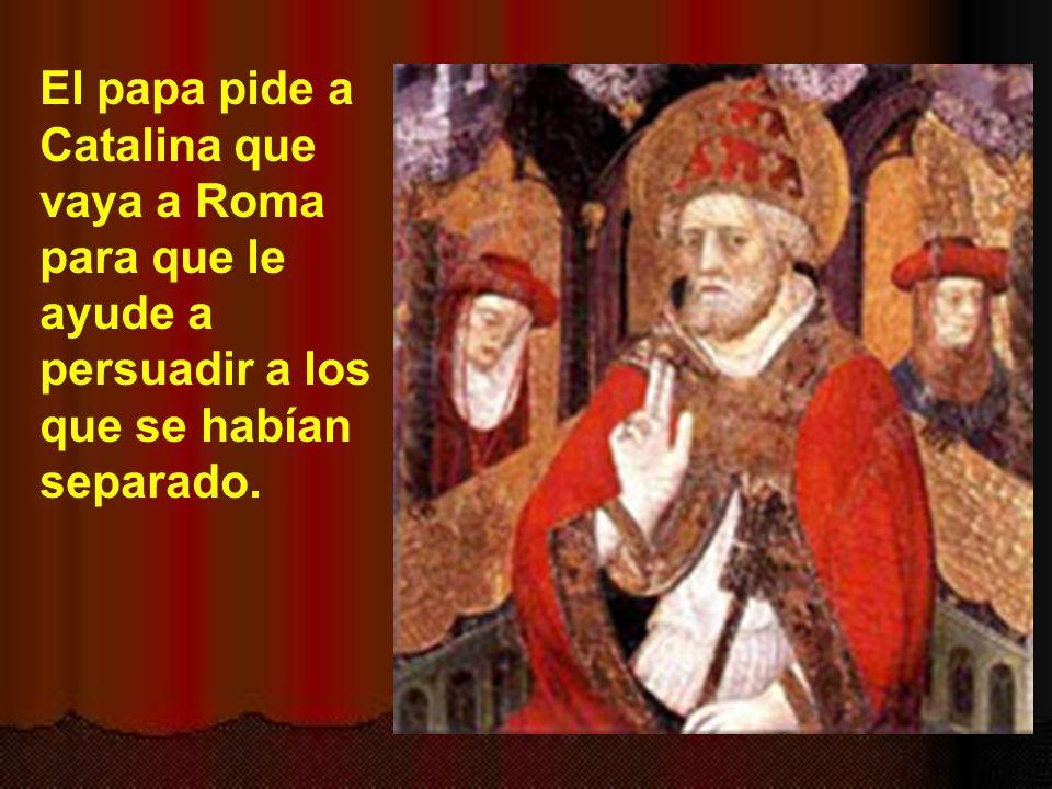 En 1378 ocurre el gran cisma de la Iglesia. Al morir Gregorio XI es elegido Urbano VI.
