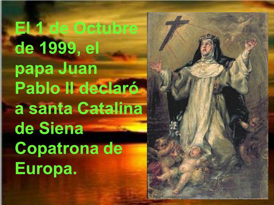 En 1970 fue declarada doctora de la Iglesia por el papa Pablo VI, quien decía: En sus obras aparece la sabiduría infusa, es decir, la luminosa, profunda y extraña asimilación de las verdades divinas y de los misterios de la fe contenidos en los Libros Sagrados Es un carisma místico el don de sabiduría, don que es para provecho de todo el Cuerpo de la Iglesia.
