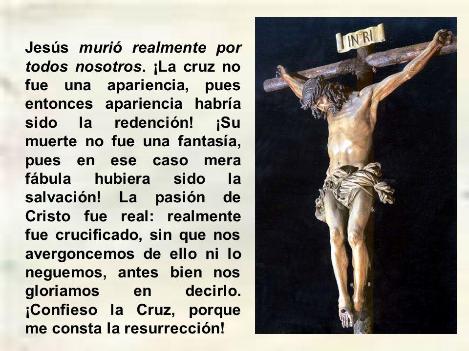Lo singular en Cristo Señor fue que murió en el tiempo que él dispuso morir, y haber recibido la muerte no tanto por fuerza ajena, cuanto por propia v