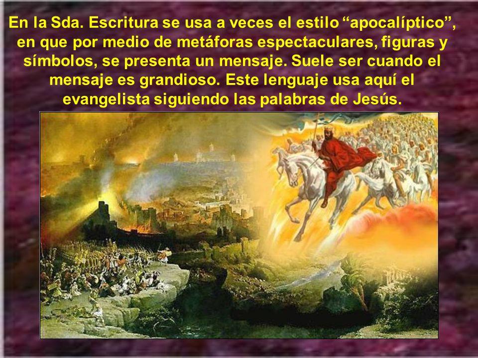 Es la primera vez que se habla de resurrección y de vida eterna.