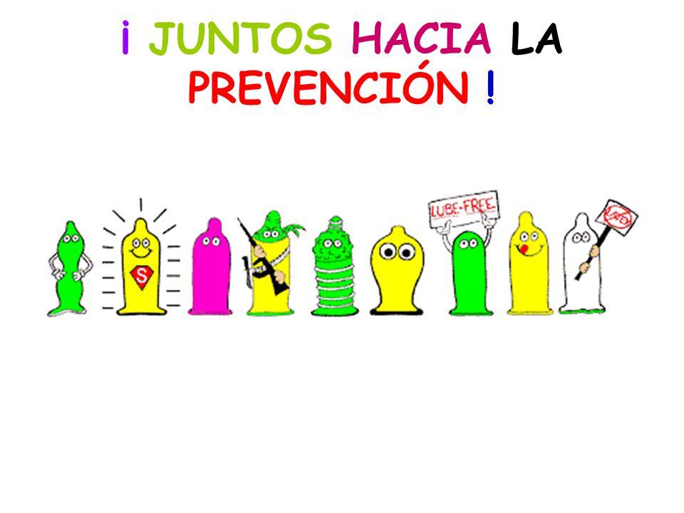 ¡ JUNTOS HACIA LA PREVENCIÓN !