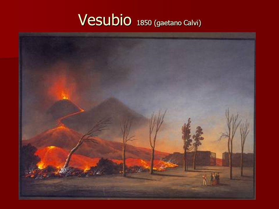Vesubio 1850 (gaetano Calvi)