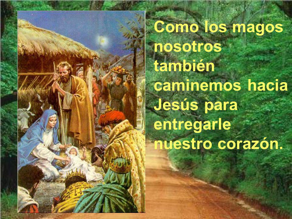 10- Y SE VOLVIERON POR OTRO CAMINO debe cambiar a un camino de mayor justicia, paz y amor. Quien ha conocido a Jesús