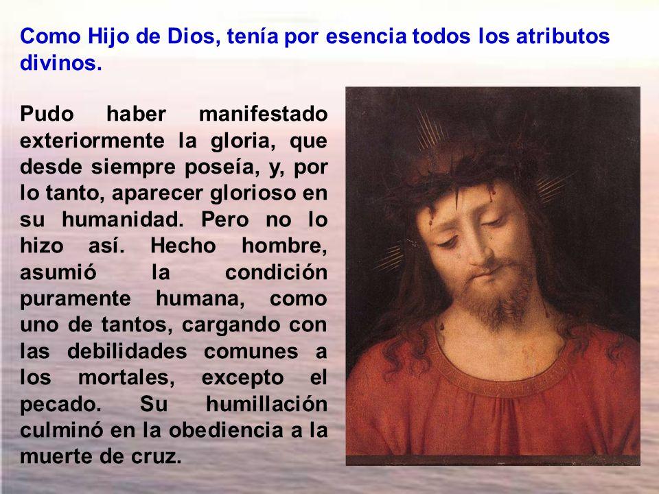 La encarnación de nuestro Salvador representa la más elevada realización de la solicitud divina en favor de los hombres.