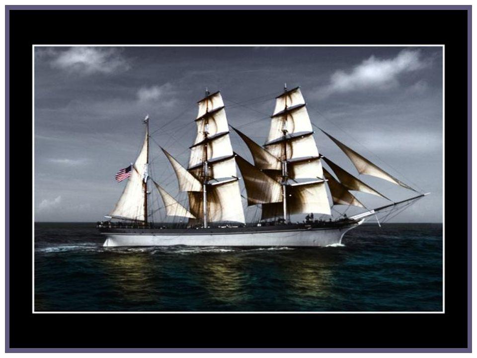 Salió de Jamaica, rumbo a Nueva York, un barco velero, un barco velero cargado de ron. En medio del mar el barco se hundió la culpa la tuvo el señor c