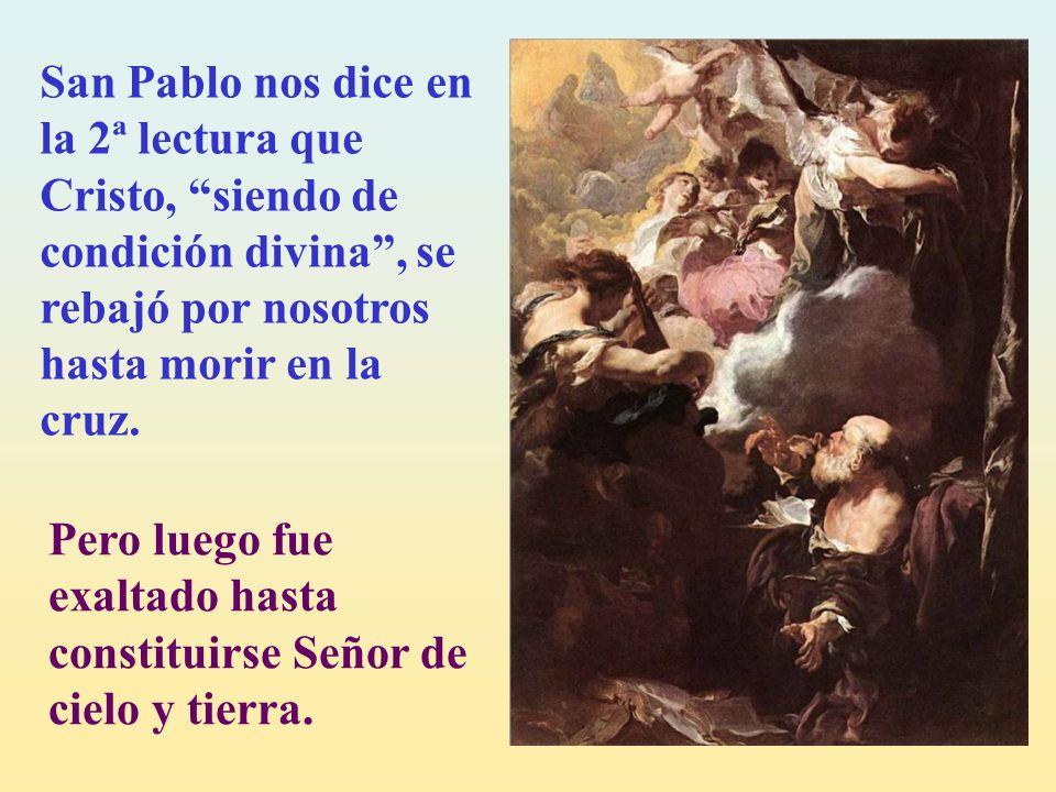 José de Arimatea es principalmente quien se encarga de la sepultura de Jesús: Siempre hay y habrá personas buenas que acompañan a la Virgen María en s