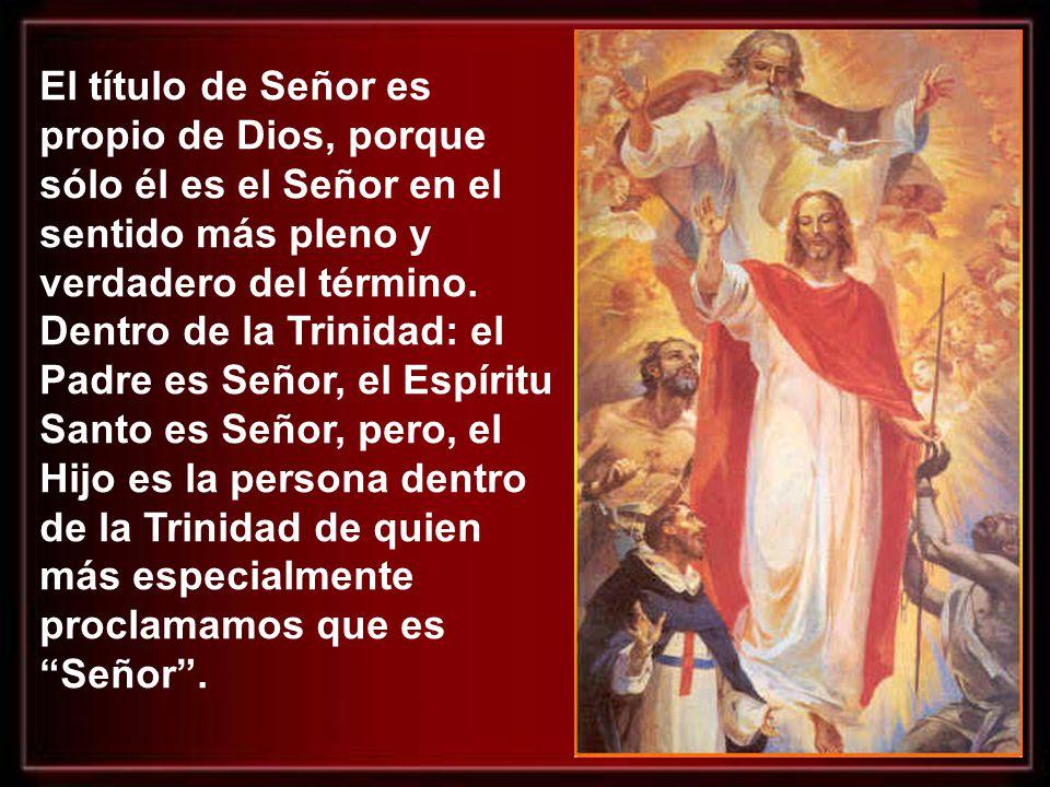 Jesús es Señor Hacer CLICK