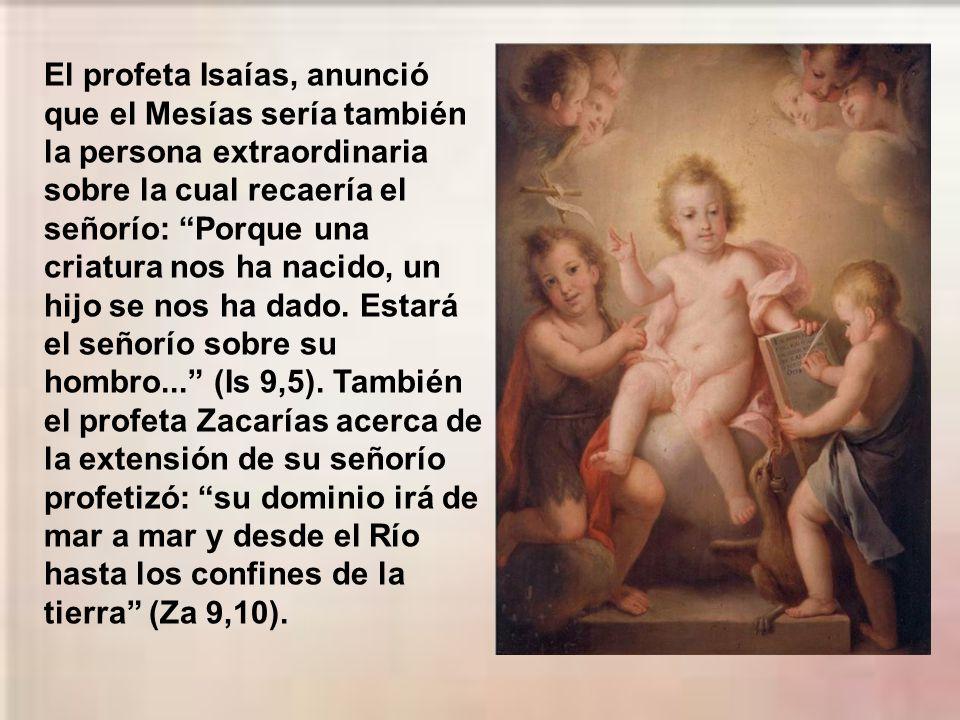 El título de Señor es propio de Dios, porque sólo él es el Señor en el sentido más pleno y verdadero del término. Dentro de la Trinidad: el Padre es S