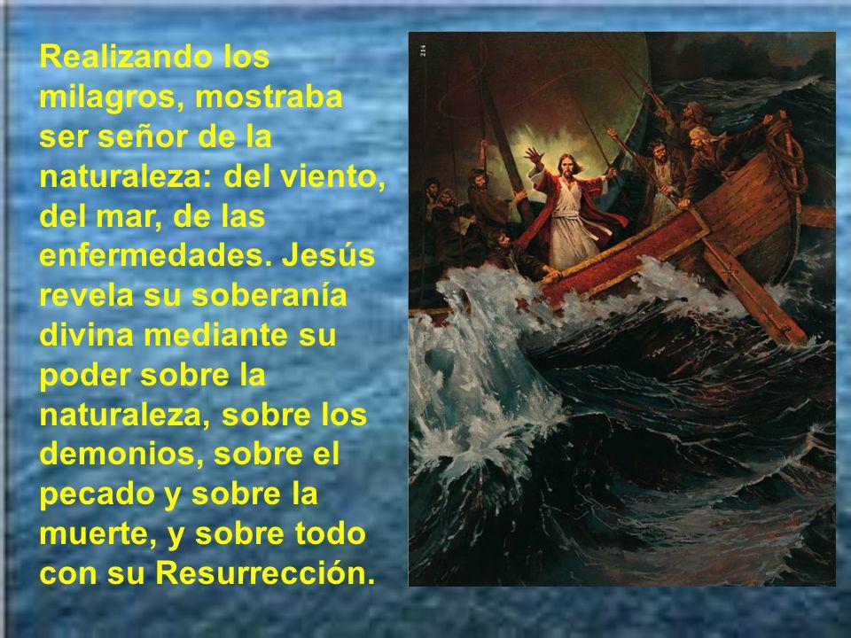 Además así parece que muchas veces le llamaban sus discípulos: Vosotros me llamáis el Maestro y el Señor, y decís bien porque lo soy (Jn 13,13). Otro