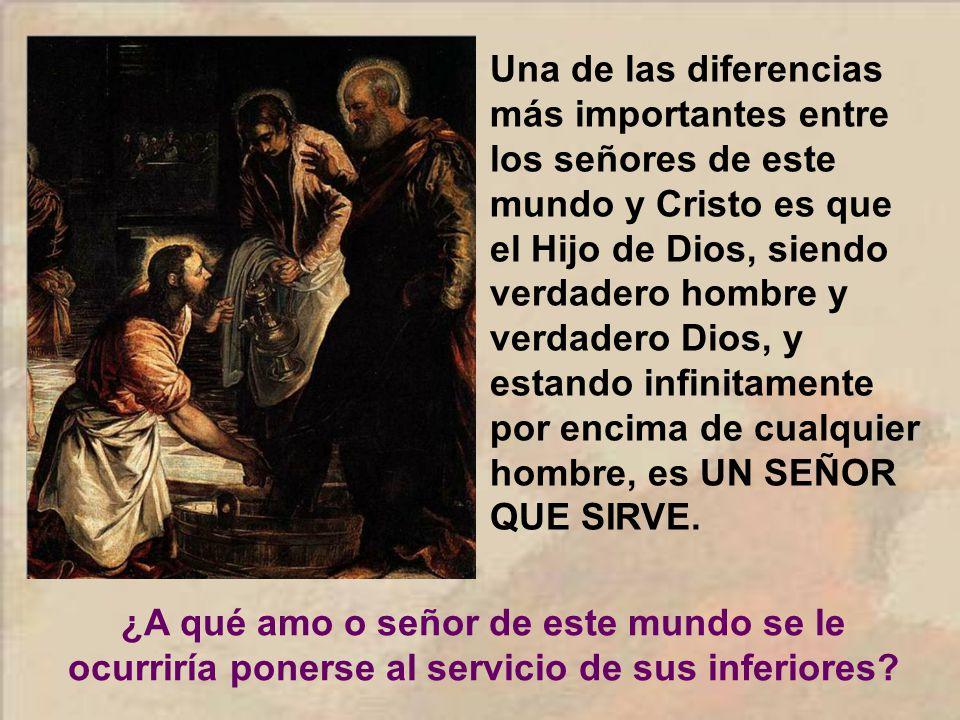 Jesucristo no ejerce su autoridad de manera despótica ni arbitraria: Él es el Señor bueno, que no viene a aprovecharse de nosotros sino que viene a da
