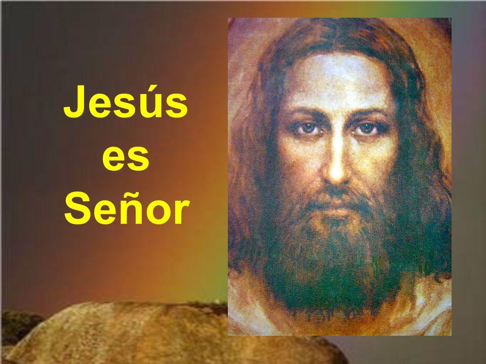 Por eso se lo entreguemos con mucho amor: Todo nuestro afán debe ser que Jesús sea Señor de todo nuestro ser.