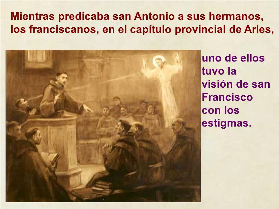 Cada vez con mayor claridad se advirtió que la verdadera misión de Antonio era la predicación. Muchos cerraban las tiendas o talleres para escuchar su