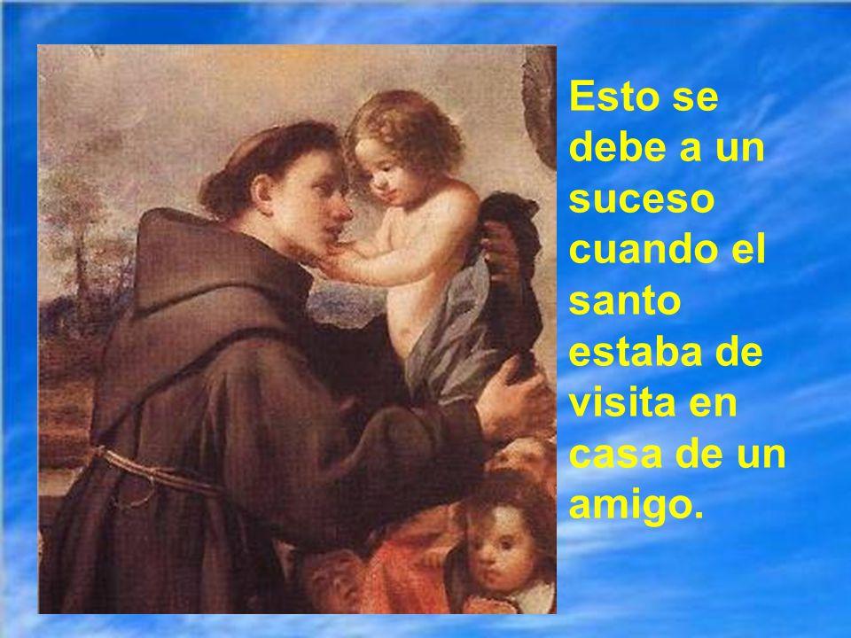 En la cuaresma de 1231, aunque su salud era débil, san Antonio predicó los 40 días seguidos.