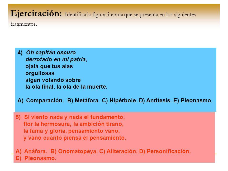 Figuras literarias FiguraDefiniciónEjemploExplicación Epíteto Adjetivo que destaca una cualidad implícita en el sustantivo.