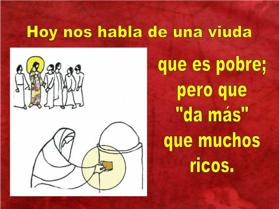 El evangelio de este día es de san Marcos, como en la mayoría del ciclo B, que está terminando. Jesús quiere recalcar a sus discípulos una lección muc