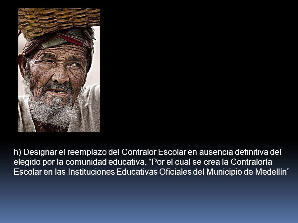 e) Solicitar las actas del Consejo Directivo de la respectiva institución educativa relacionadas con presupuesto.