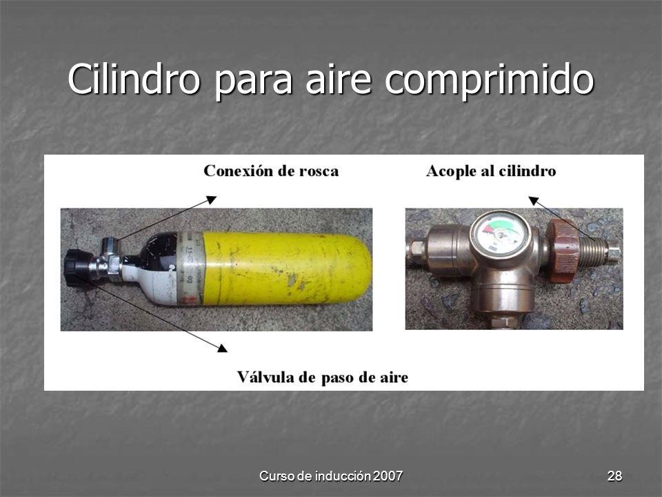 Curso de inducción 200728 Cilindro para aire comprimido