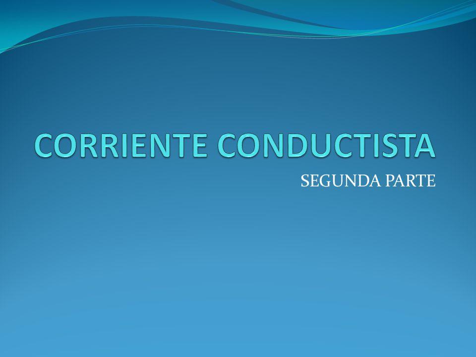 CONDICIONAMIENTO OPERANTE BURRHUS SKINNER 1904-1990 Psicólogo estadounidense.
