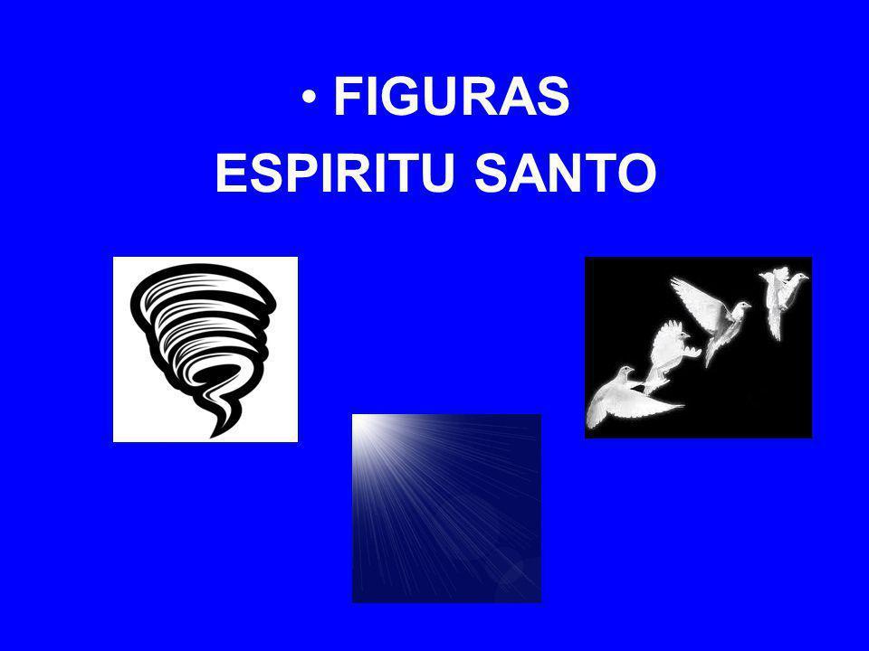 FIGURAS ESPIRITU SANTO