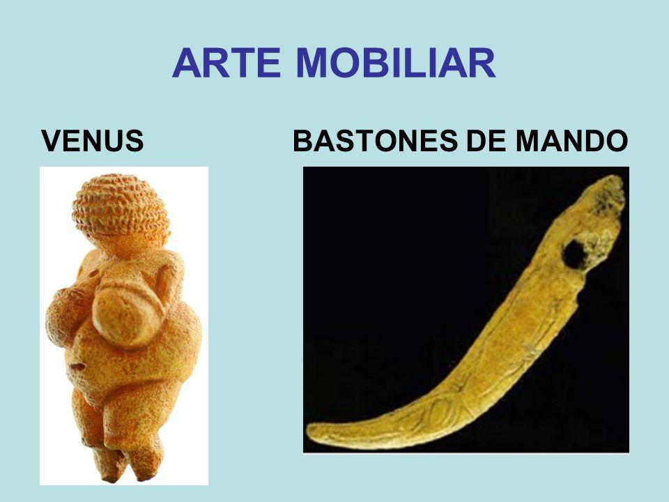 ARTE MOBILIAR VENUS BASTONES DE MANDO