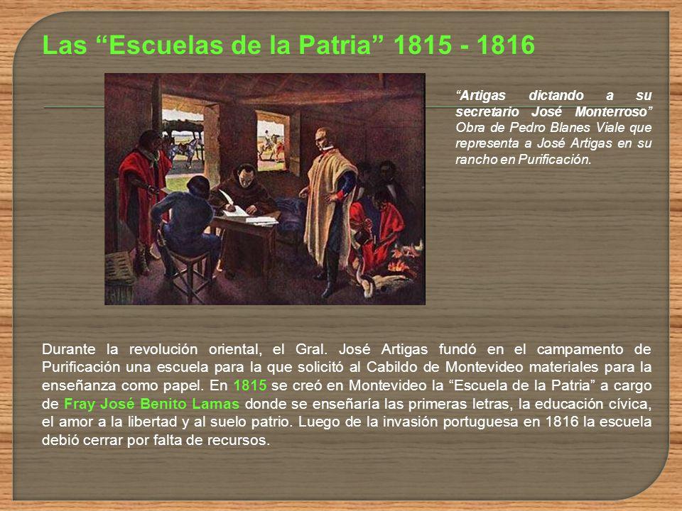 ¿Cómo era Montevideo? Esclavos y vendedores ambulantes recorrían la ciudad ofreciendo sus productos. Vendedor de velas Vendedora de pasteles La ciudad