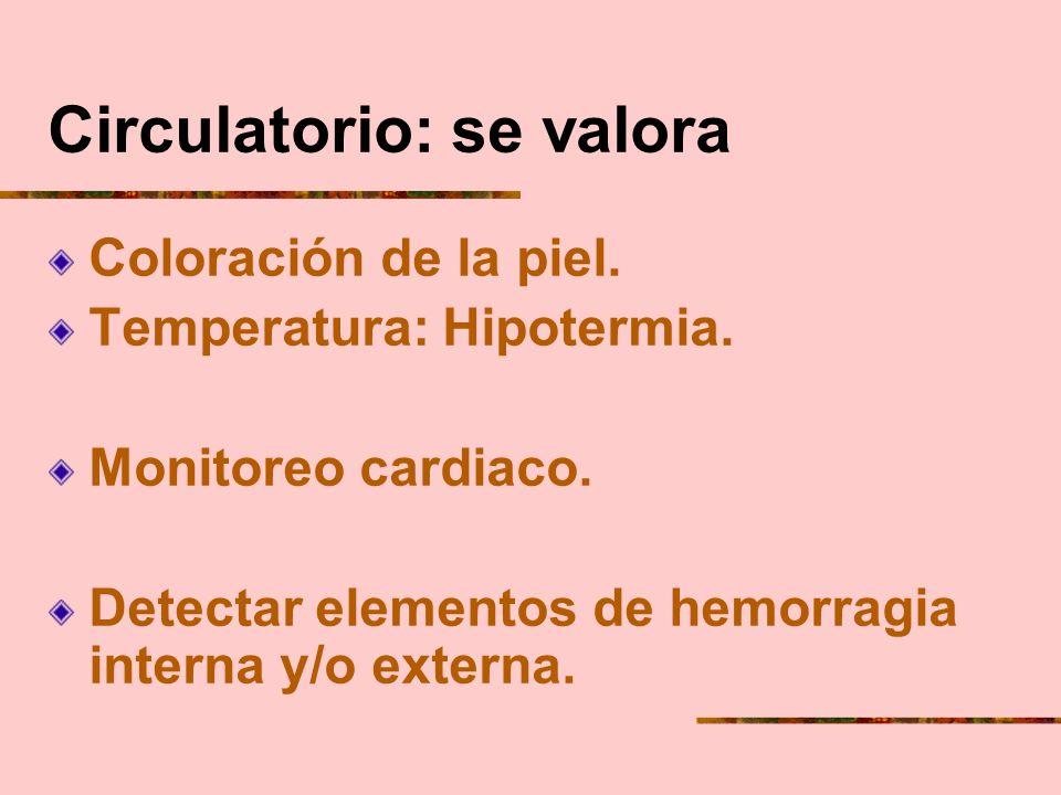 Tórax: lesiones vasculares, grandes troncos, hemotórax, contusión pulmonar. Interior del abdomen: bazo, vasculares, hígado. Retroperitoneo: fractura d
