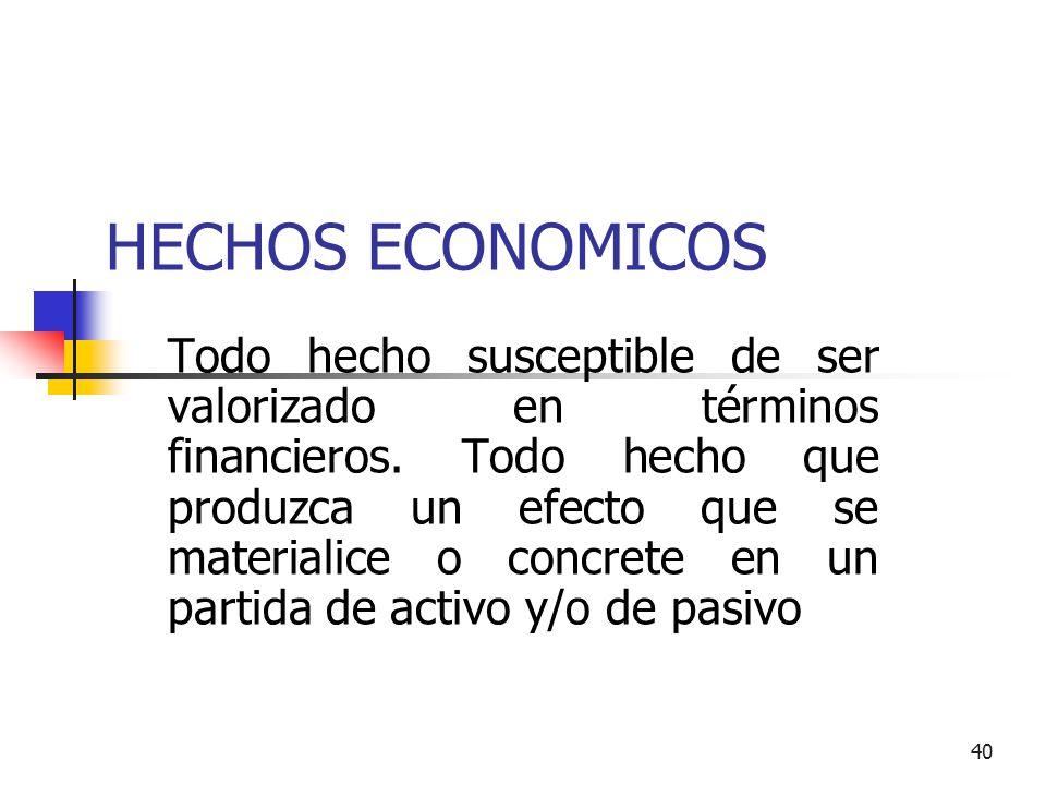 39 Hechos Económicos Proceso Estados Financieros