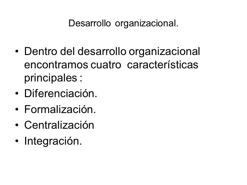 Organización Centralizada Nivel Institucional Decisiones Nivel Intermedio Nivel Operacional