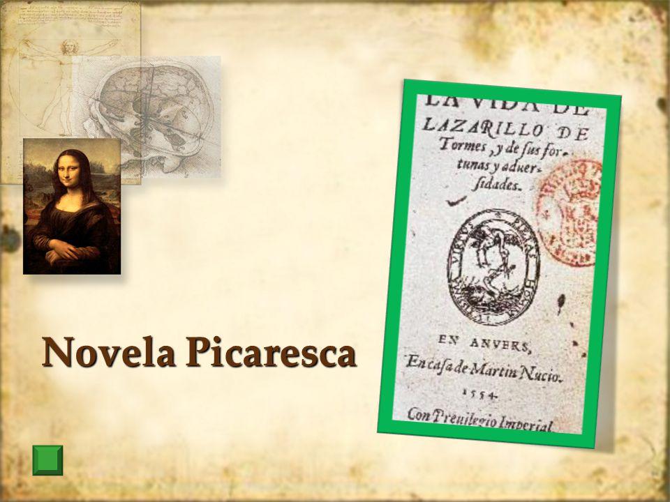 Novela Picaresca Novela Picaresca