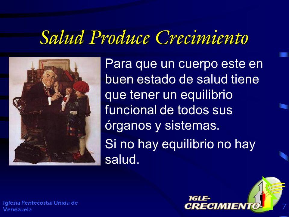 Iglesia Pentecostal Unida de Venezuela 18 ¿Calidad o Cantidad?