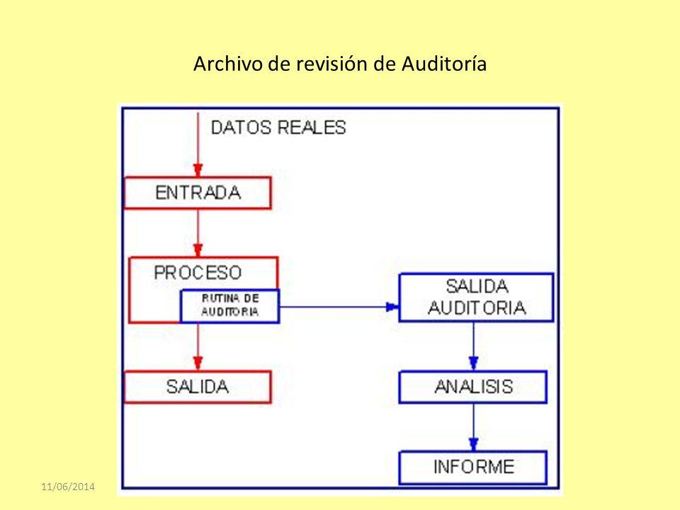 Archivo de revisión de Auditoría 11/06/201461
