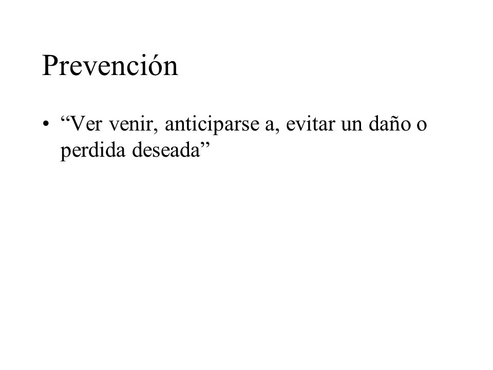 Prevención de Riesgos Laborales Asignatura: Introducción a la Prevención Profesor: Eduardo López Letelier