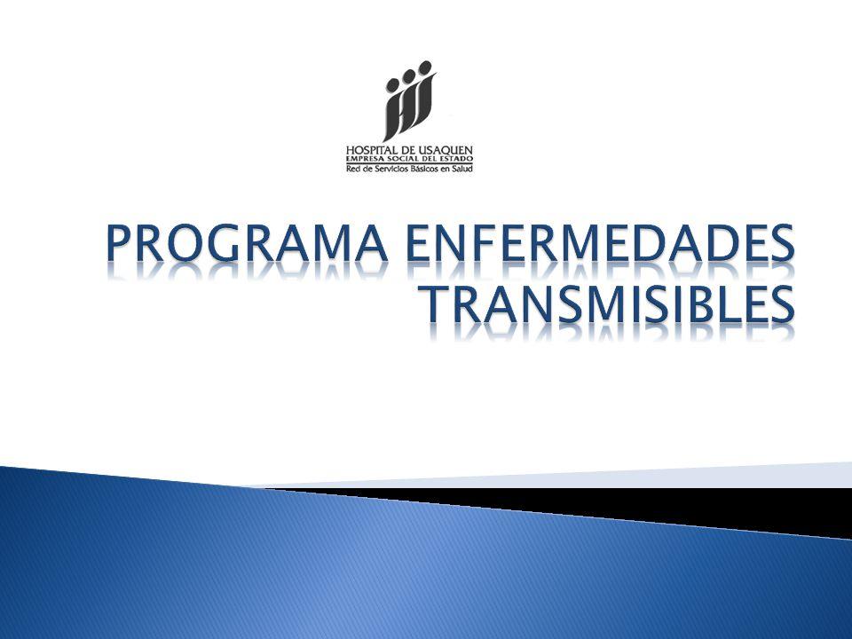 TUBERCULOSIS LEPRA ENFERMEDADES TRANSMITIDAS POR VECTORES (ETV) FIEBRE AMARILLA DENGUE LEISHMANIASIS MALARIA EL PROGRAMA DE ENFERMEDADES TRANSMISIBLES REALIZA ACCIONES DE VIGILANCIA Y SEGUIMIENTO DE LOS SIGUIENTES EVENTOS DE INTERES EN SALUD PÚBLICA