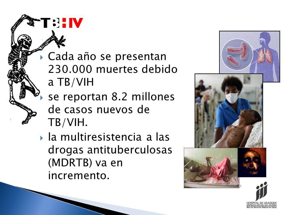 La alianza Alto a la Tuberculosis ha desarrollado un Plan Mundial para Detener la Tuberculosis que abarca el periodo 2006-2015 El plan describe las actividades que tendrán un impacto en la carga mundial de tuberculosis.
