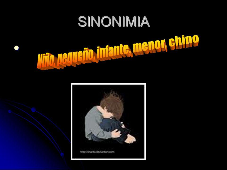 SINONIMIA