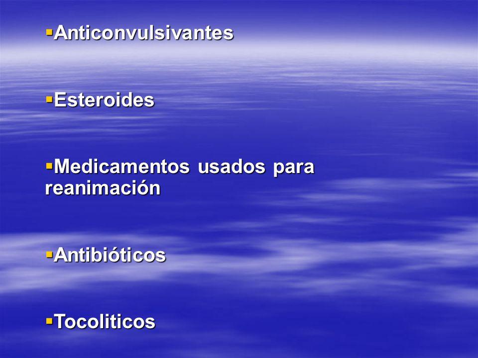 Atención Efectiva –Insumos y suministros básicos Oxitocicos Oxitocicos Anticonvulsivantes Anticonvulsivantes Anestesicos Anestesicos Anticonceptivos A