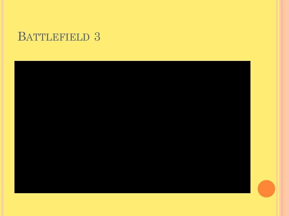 B ATTLEFIELD 3