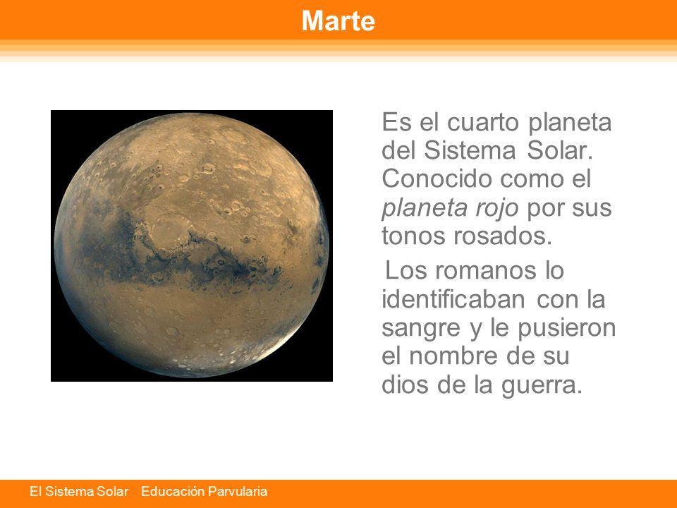 LA TIERRA La Tierra es el tercer planeta del Sistema Solar.