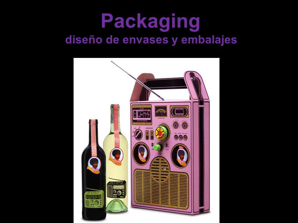 Packaging diseño de envases y embalajes)