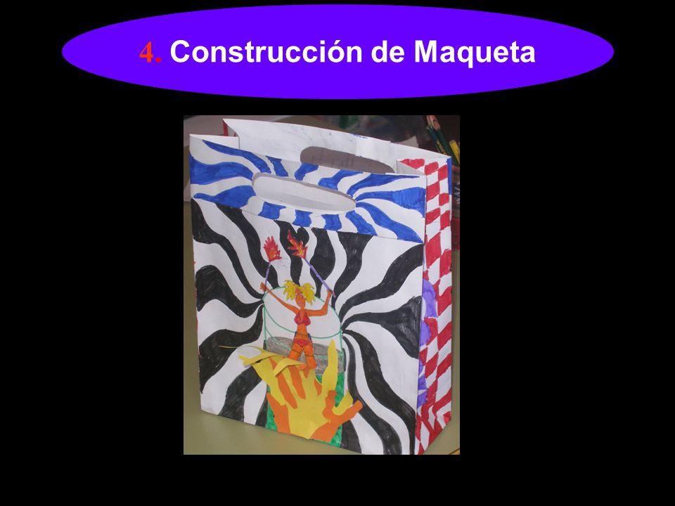 4. Construcción de Maqueta