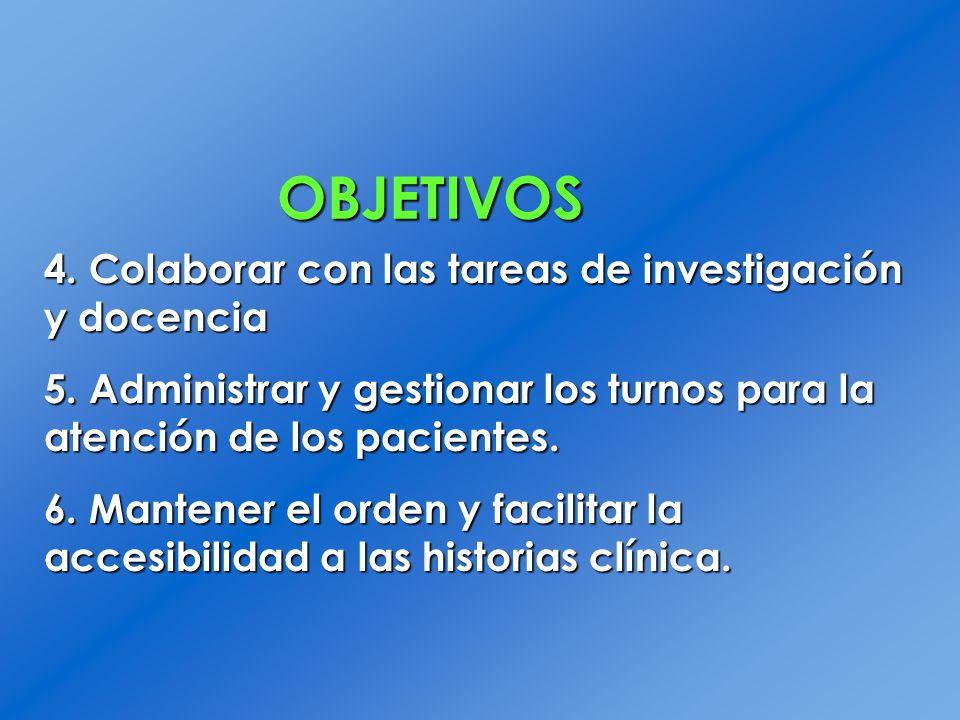 CentralInformación EMERGENCIAS CONSULTORIOS EXTERNOS HISTORIA CLINICA - Creación - Actualización - Archivo ESTUDIOS