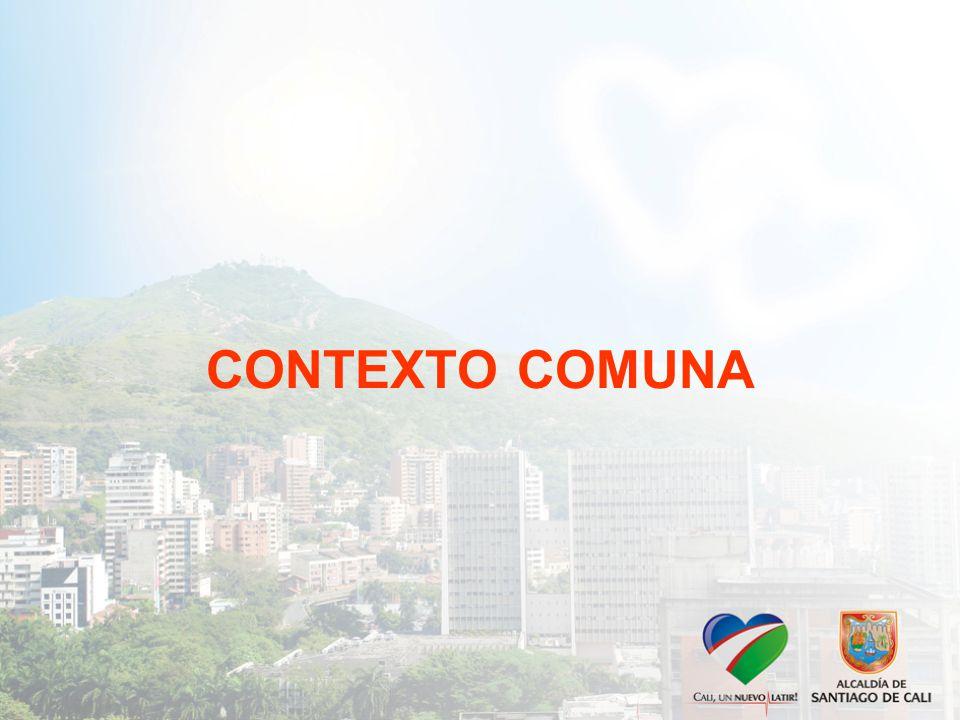 CONTEXTO COMUNA