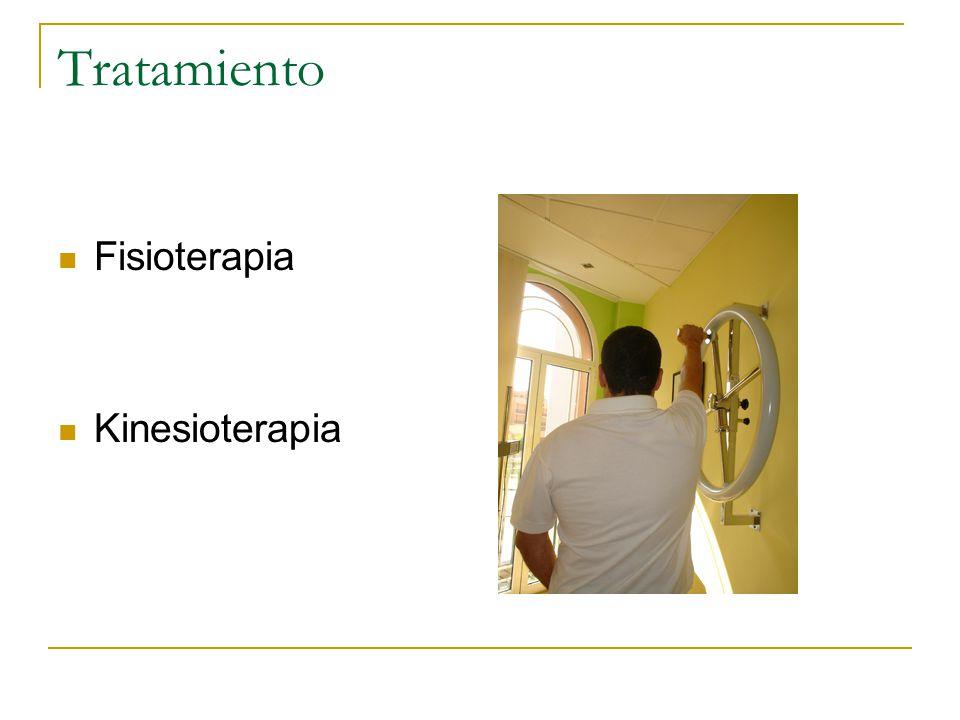 Tratamiento Fisioterapia Kinesioterapia